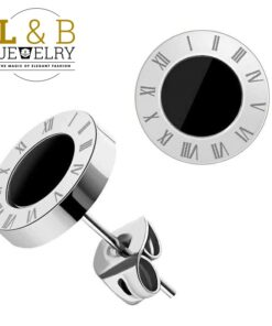 Cercei Secret Love – Numerals Stainless Steel